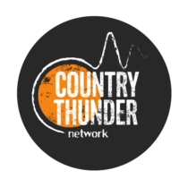 Logo de la radio Country Thunder Network