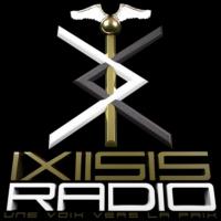 Logo of radio station IXIISIS Radio
