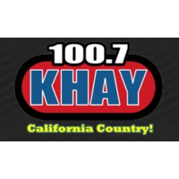 Logo of radio station KHAY 100.7