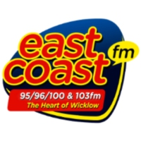 Logo of radio station East Coast FM