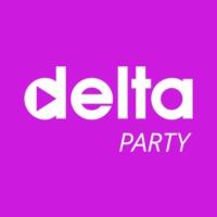 Logo of radio station Delta FM Party