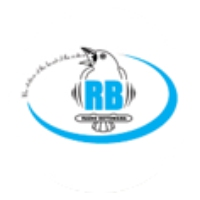 Logo of radio station RB1 Radio Botswana
