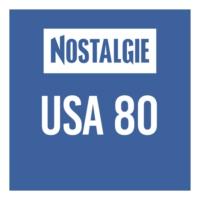 Logo of radio station Nostalgie USA 80