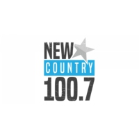 Logo of radio station CIGV-FM New Country 100.7