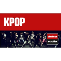 Logo of radio station delta radio - K-POP