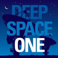 Logo of radio station SomaFM: Deep Space One