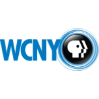 Logo of radio station WCNY 91.3 FM