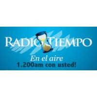 Logo of radio station Radio Tiempo 1200 am