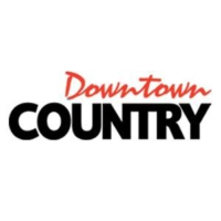 Logo de la radio Downtown Country