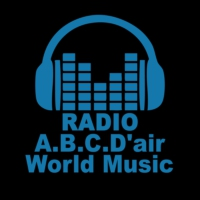 Logo de la radio A.B.C.D'air World Music