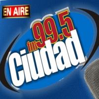 Logo of radio station FM Ciudad Paraná 99.5 Mhz