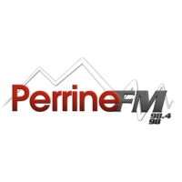 Logo of radio station Perrine FM