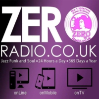Logo of radio station Zero Radio