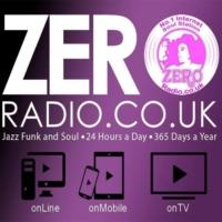 Logo de la radio Zero Radio