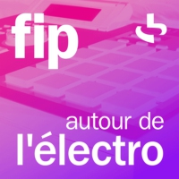 Logo of radio station FIP autour de l'électro