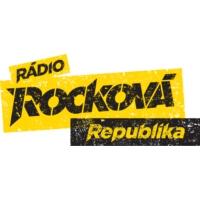 Logo of radio station Rocková Republika