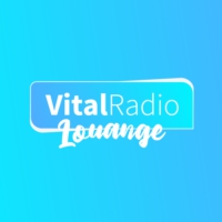 Logo of radio station Vital Radio Louange
