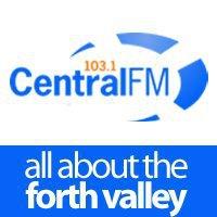 Logo of radio station Central FM 103.1
