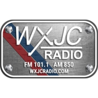 Logo of radio station The New WXJC-AM 101.1 FM and 850 AM