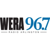 Logo of radio station WERA 96.7 FM