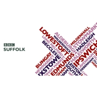 Logo of radio station BBC Radio Suffolk