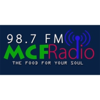 Logo of radio station MCF Radio 98.7 FM