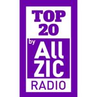 Logo of radio station Allzic Radio TOP 20
