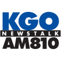 Logo of radio station KGO