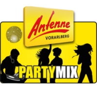 Logo of radio station Antenne Vorarlberg Partymix