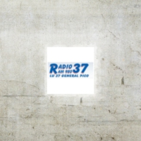 Logo of radio station Radio 37 980 AM