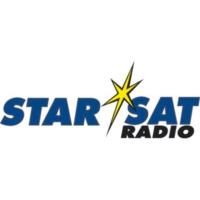 Logo of radio station STAR*SAT Radio