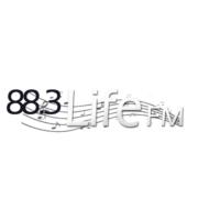 Logo of radio station KAXL Life 88.3