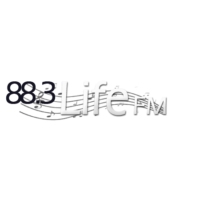 Logo of radio station KAXL Life 88.3