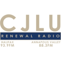 Logo of radio station CJLU