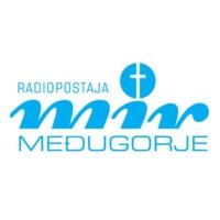 Logo de la radio Radiopostaja Mir Medjugorje