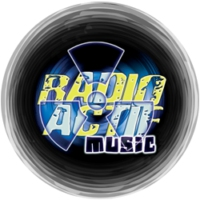 Logo of radio station RadioActif Music