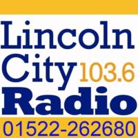 Logo de la radio Lincoln City Radio