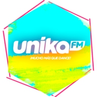 Logo of radio station UNIKA FM