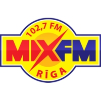 Logo of radio station Mix FM 102.7