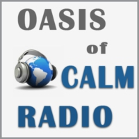 Logo of radio station Oasis of Calm Radio