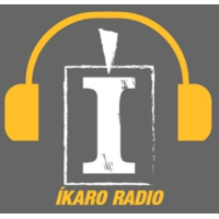 Logo of radio station ikaroradio