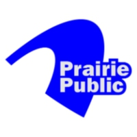 Logo of radio station KFJM Prairie Public Radio