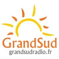 Logo of radio station GrandSud Radio