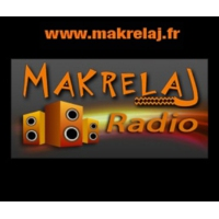 Logo of radio station Makrelaj Radio