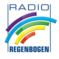 Logo of radio station Radio Regenbogen Metal