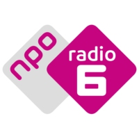 Logo of radio station NPO Radio 6 Blues