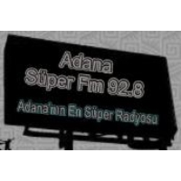 Logo of radio station Adana Super FM