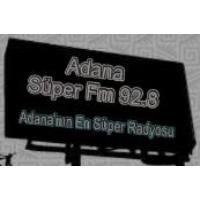 Logo de la radio Adana Super FM