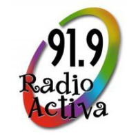 Logo of radio station Radio Activa 91.9