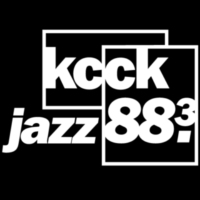 Logo of radio station KCCK Jazz 88.3